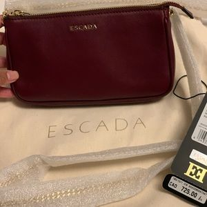 NeW Escada Crossbody bag